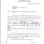 REVISED GRADE PAY OF CHIEF PHRMACIST GRADE I & II NOTIFICATION NO. 5/10/09-5FPI/1899 DATED 1.12.2011