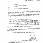 REVISED GRADE PAY FOR SCHOOL LECTURERS NOTIFICATION NO. 5/10/09-5FPI/938 DATED 9.12.2011